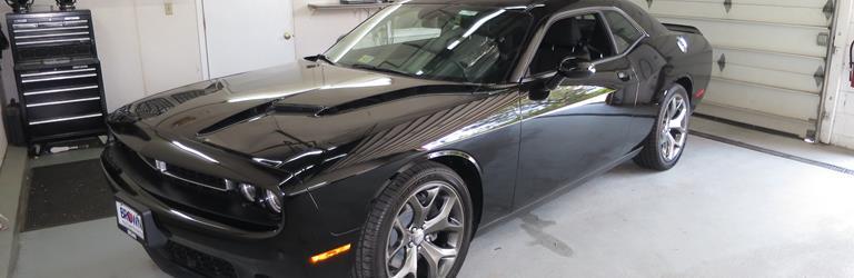 Dodge Challenger Audio – Radio, Speaker, Subwoofer, Stereo