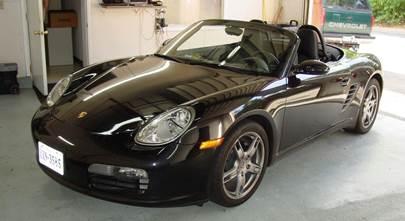 2005-2012 Porsche Boxster