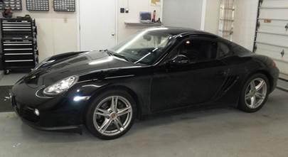 2006-2012 Porsche Cayman