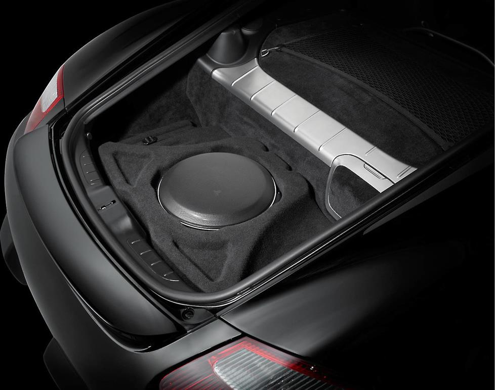 jl audio stealthbox porsche cayman