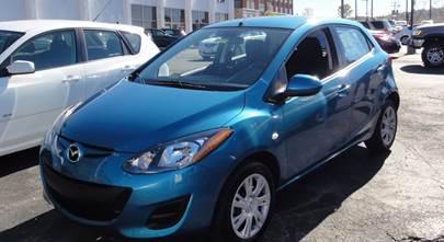 2011-2014 Mazda 2