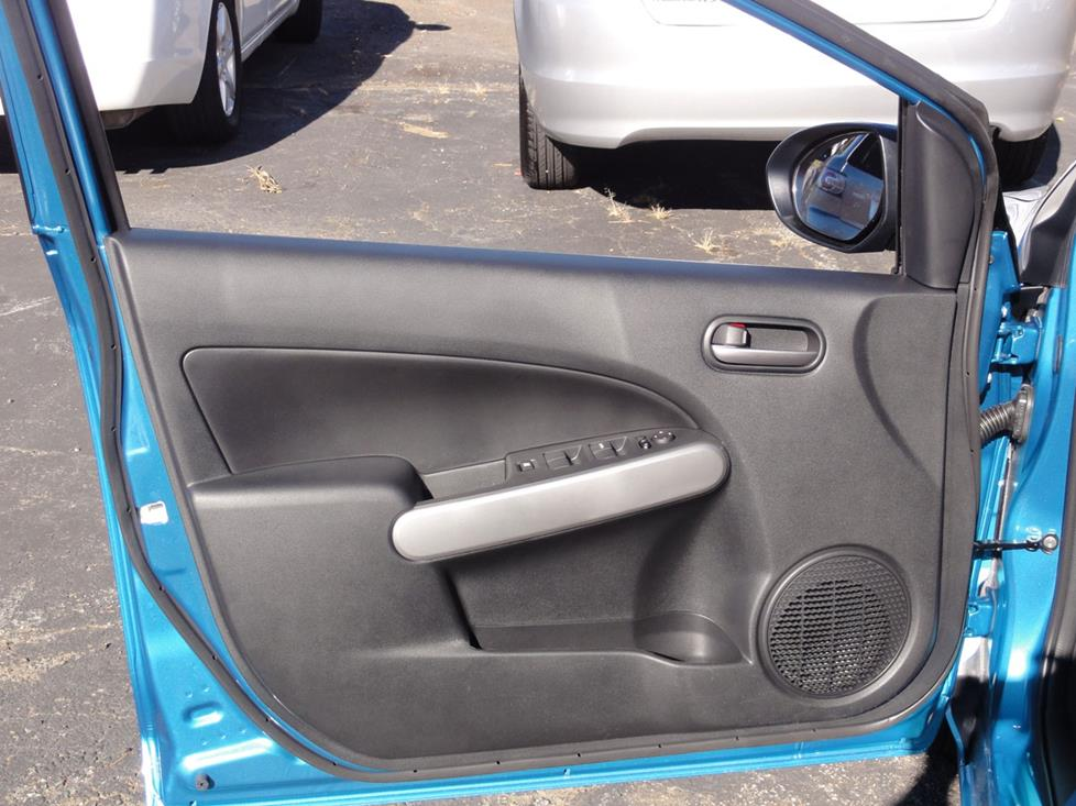 mazda 2 front door speakers