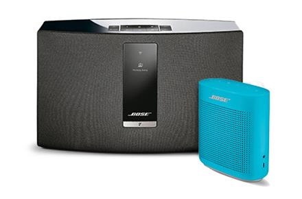Bose® digital music systems