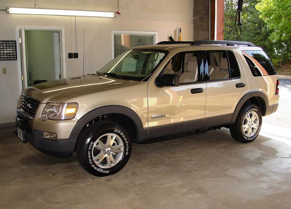 2006 2010 Ford Explorer Sport Trac And Mercury Mountaineer