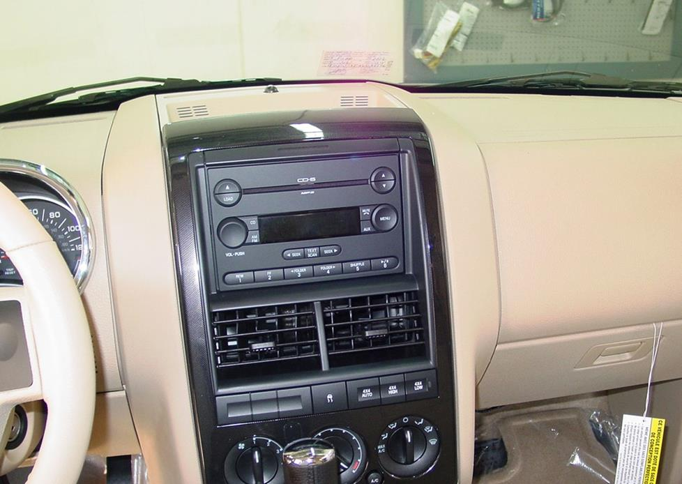 How To Install New Audio Gear In Your 20062010 Ford Explorer Rhcrutchfield: 2006 Ford Explorer Audio Systems At Elf-jo.com