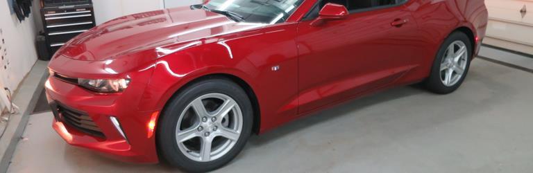 Chevrolet Camaro Audio – Radio, Speaker, Subwoofer, Stereo