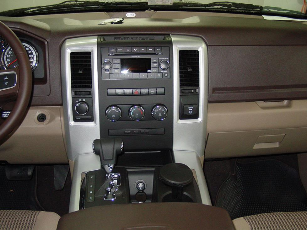 How to Install New Audio Gear in 2009-2012 Dodge/Ram Pickups