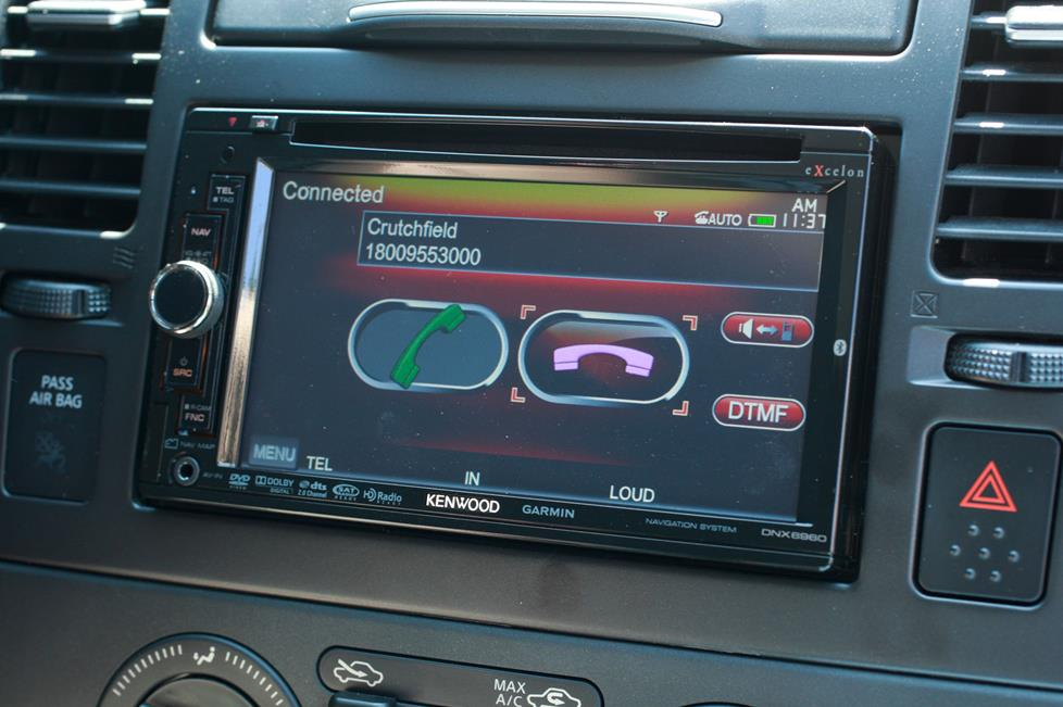 Bluetooth stereo