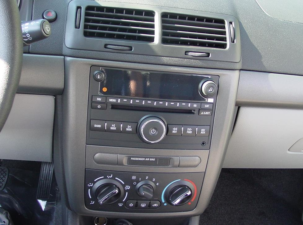 chevy cobalt factory radio 2007 up