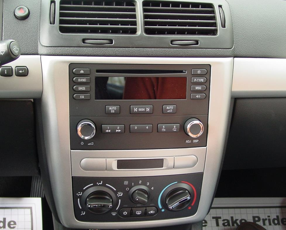 chevy cobalt radio
