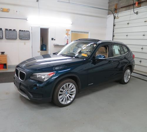 2015 BMW X1 Exterior