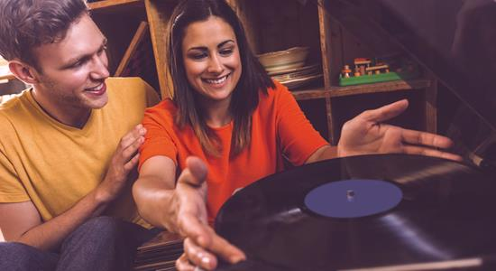 Are you a vinyl listener, or just a vinyl buyer?