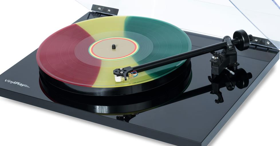 Vinyl Play turntable