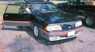 1987-1993 Ford Mustang