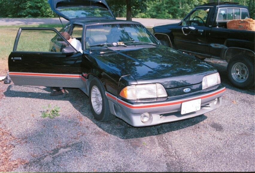1987 1993 ford mustang car audio profile. Black Bedroom Furniture Sets. Home Design Ideas