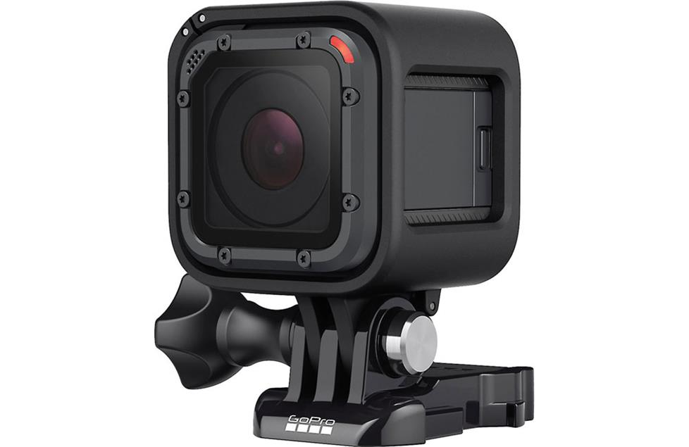 GoPro HERO5 Session 4K Ultra HD action camera