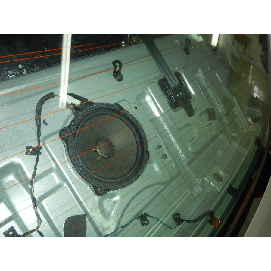 2015 Hyundai Sonata ECO Rear deck center speaker