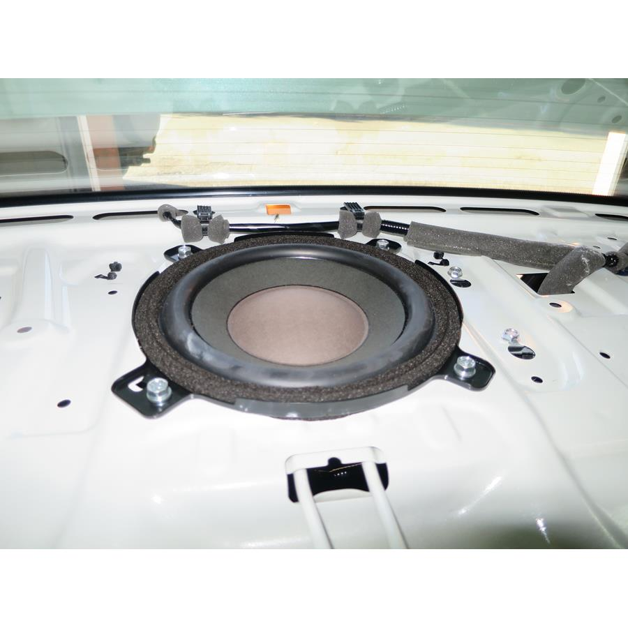 2018 Acura ILX Rear deck center speaker