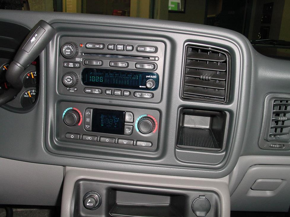 radio2 how to install new audio gear in your 2000 2006 chevrolet suburban 2015 GMC Yukon XL Denali at mifinder.co