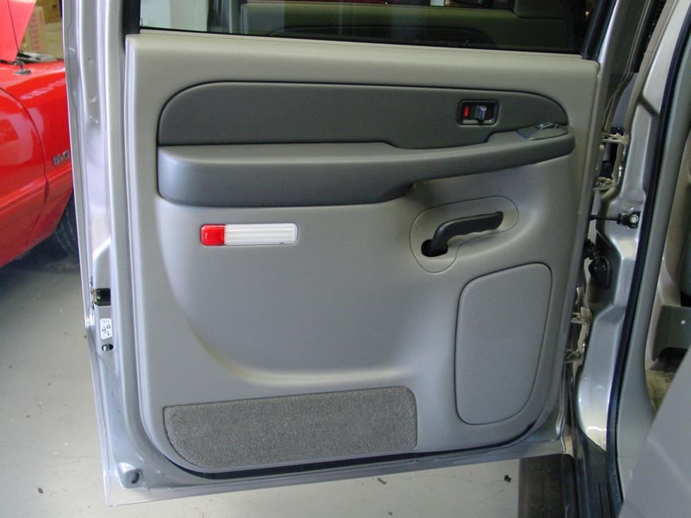 suburban yukon xl rear door