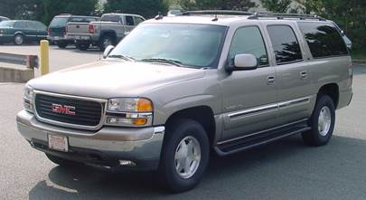 2000-2006 Chevrolet Tahoe/Suburban and GMC Yukon/Yukon XL