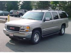 2000-2006 Chevrolet Suburban and GMC Yukon XL
