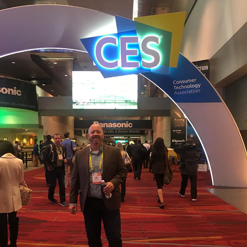 Crutchfield at CES