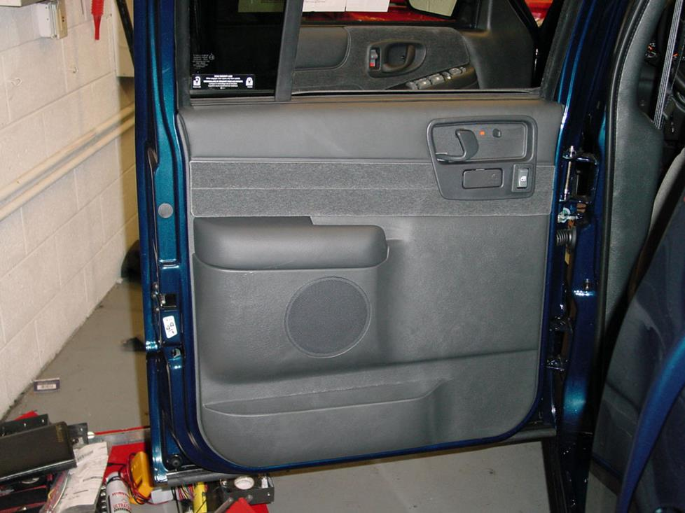 Upgrading The Stereo System In Your 1998 2005 Chevrolet S 10 Blazer Gmc Jimmy Or Oldsmobile Bravada