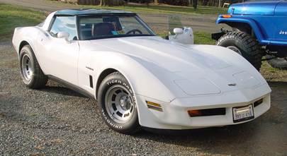 1978-1982 Chevrolet Corvette