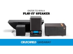 Play-Fi speaker giveaway