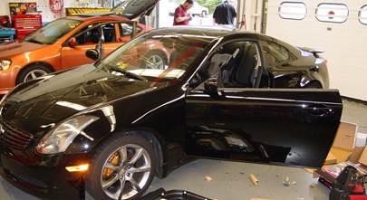 2003-2007 Infiniti G35 coupe