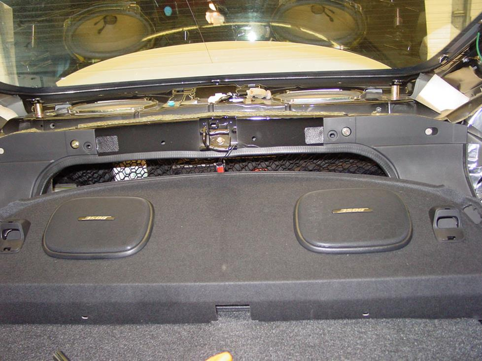 2003 2007 Infiniti G35 Coupe Car Audio Profile