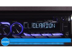 Video: Demo of the Clarion CZ205 CD receiver