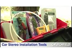 Video: Car stereo installation tools