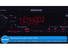 Video: Demo of the Kenwood KDC-X599 CD receiver