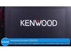 Demo of the Kenwood Excelon DDX393 DVD receiver