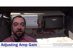 Video: setting your amp's gain control