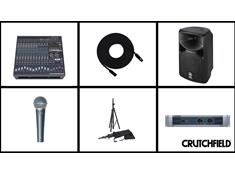 Video: Introduction to live sound systems