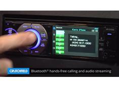 Demo of the Soundstream VR-345B DVD receiver