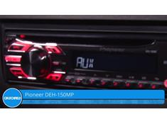 Video: Demo of the Pioneer DEH-150MP CD receiver