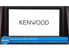 Video: Demo of the Kenwood Excelon DNN992 navigation receiver