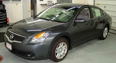 2007-2012 Nissan Altima sedan