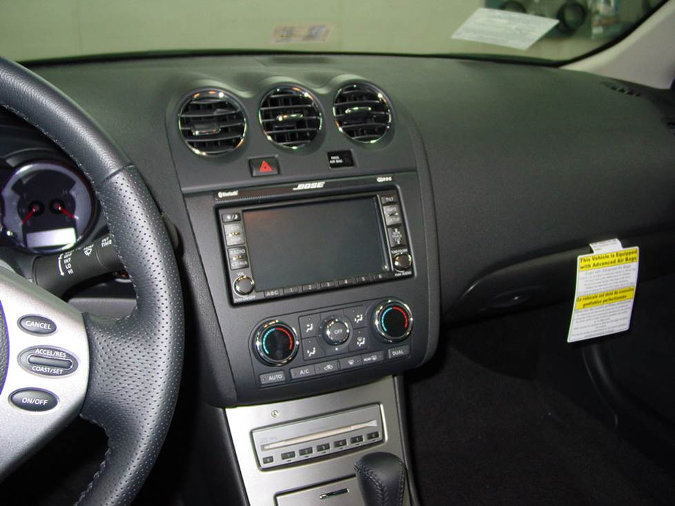 How to Install New Audio Gear in Your 2007-2012 Nissan Altima Sedan