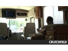 Rockin' RV audio/video installation