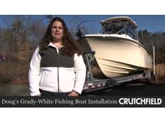 Video: Doug's Grady-White fishing boat installation