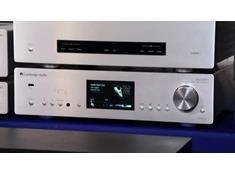 Video: Cambridge Audio Azur 851N network preamplifier and music player