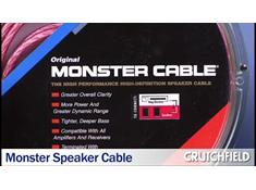 Video: Monster Speaker Cable