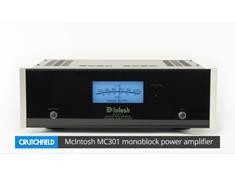 McIntosh MC301 monoblock power amplifier