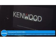 Demo of the Kenwood DDX573BH DVD receiver