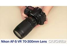 Video: Nikon AF-S VR 70-300mm Lens
